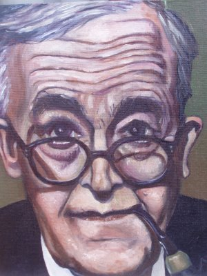 Karl Barth by Oliver Crisp