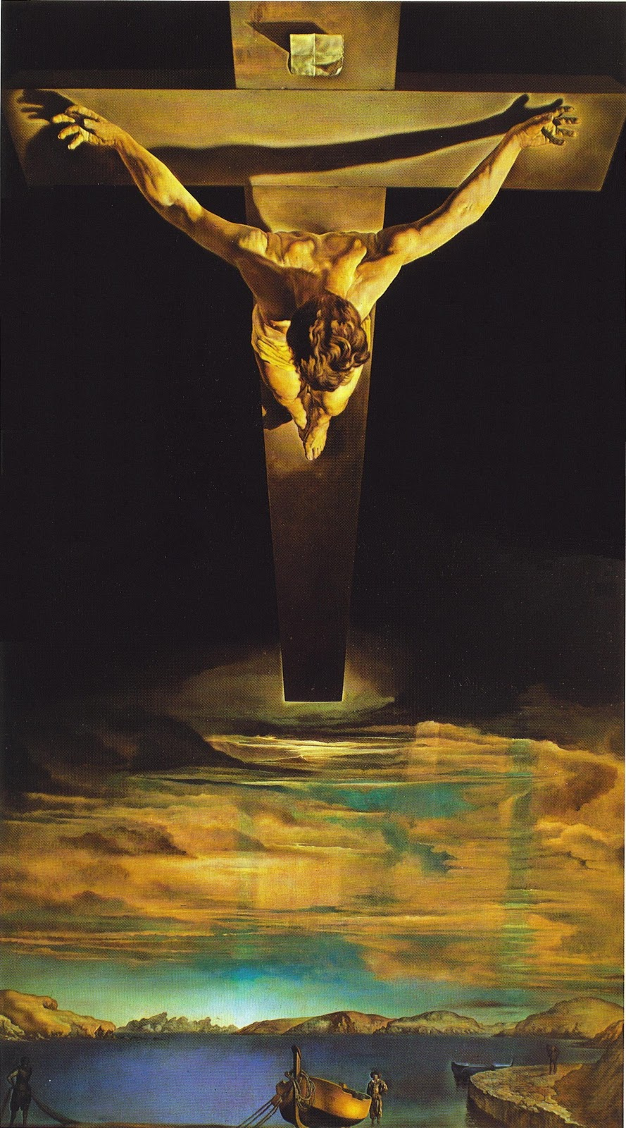 Image result for salvador dali resurrection