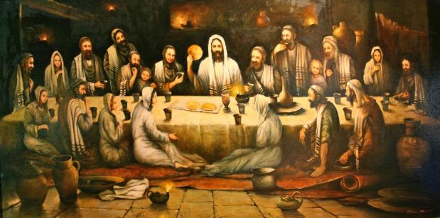 Living Room Liturgy: MaundyThursday